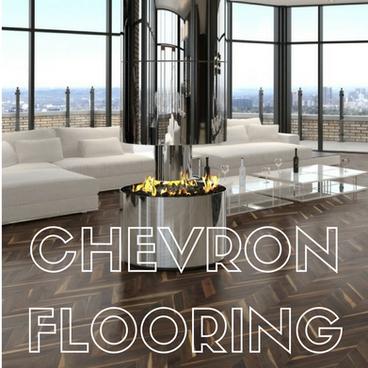 NEW! Trojan Chevron Engineered Timber Flooring