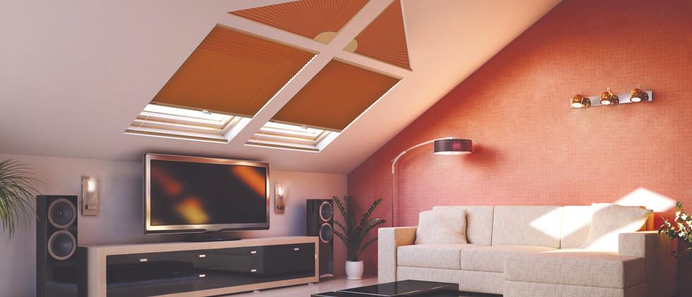 Interior Blind - Skylight