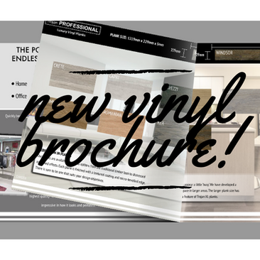 Presenting Our New Trojan PROFESSIONAL Vinyl Brochure!