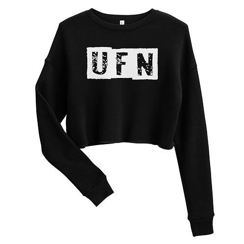 UFN Crop Sweatshirt