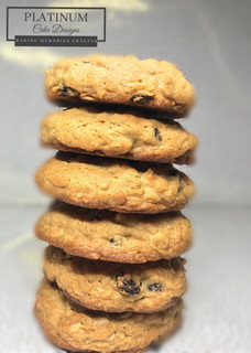 Oatmeal Dreams Cookie Box