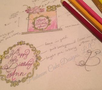 88th Birthday Sketch