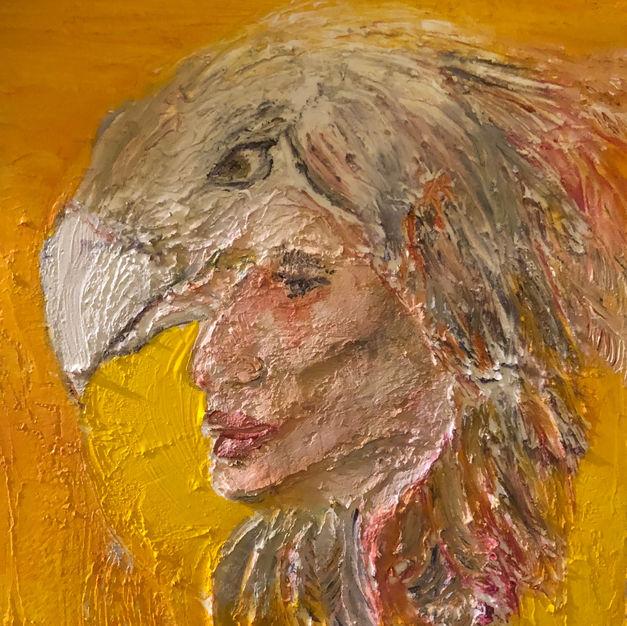 """Eagle Shaman"" Sale = $500"