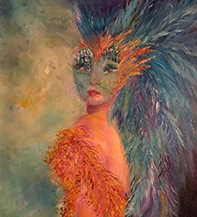 *Bird Woman (sale $650)