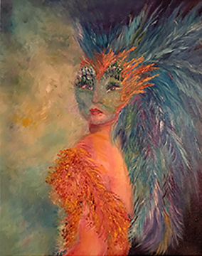 Bird Woman (sale $650)