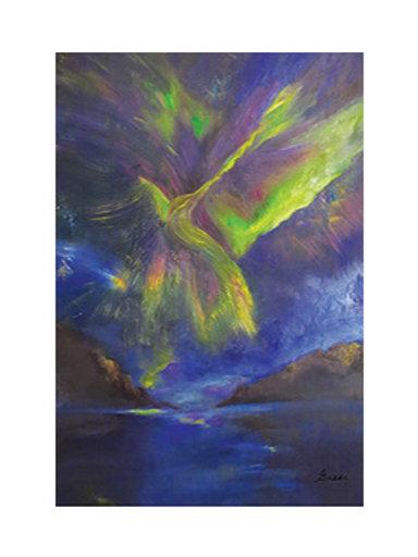 Skybird Print