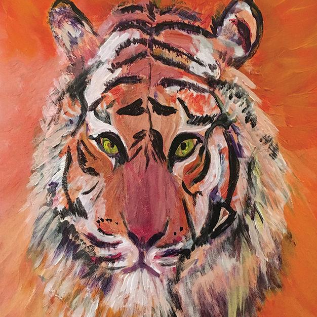 """Tiger"" Sales Price = $300"