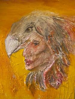 Eagle Shaman Spirit* by Greer Jonas