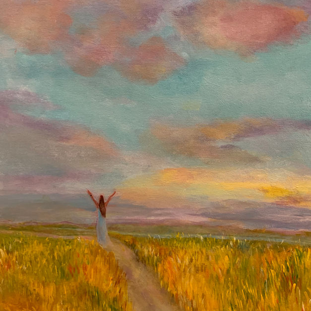 """""""Path to the Unknown"""" Sale Price = $450)"""
