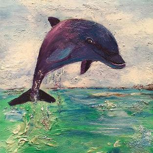 """""""Dolphin"""" Sales Price = $300"""