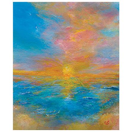Divine Sunrise Print