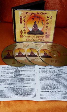 Chakra Meditations                           Download Email Link!