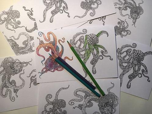 CYO Octopus Cards