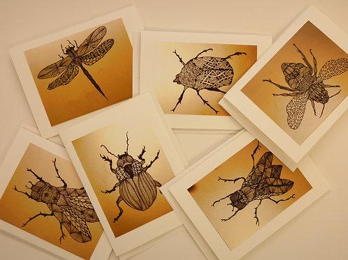 Sepia Bugs