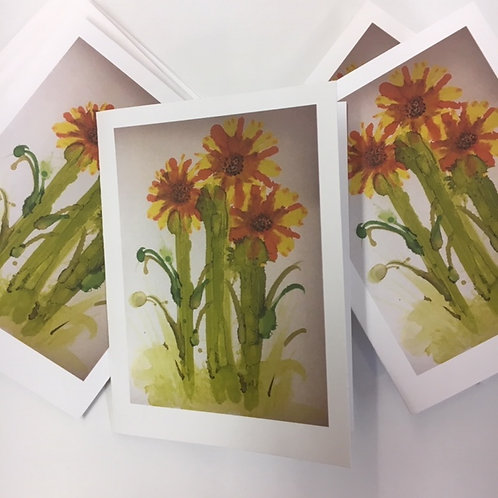 Sunflower Notes