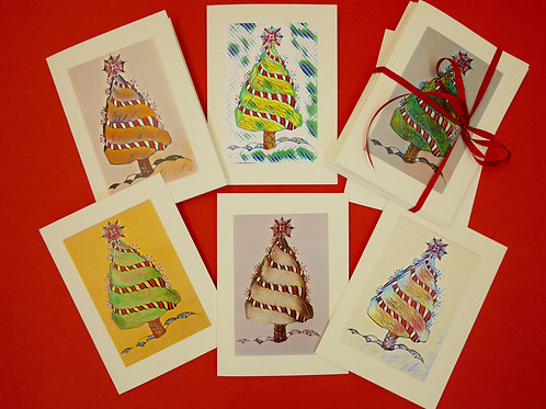 Decorated Tree (Holiday Collection)