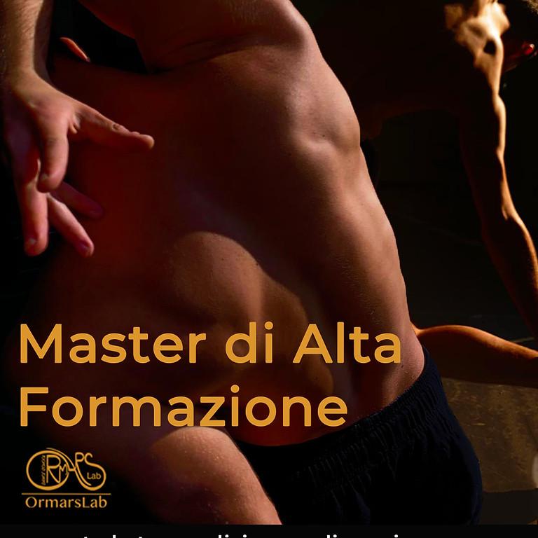 Audizioni MASTER DI ALTA FORMAZIONE A.A. 2021/2022