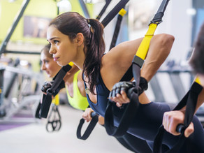 Replace an Entire Gym with Suspension Straps!