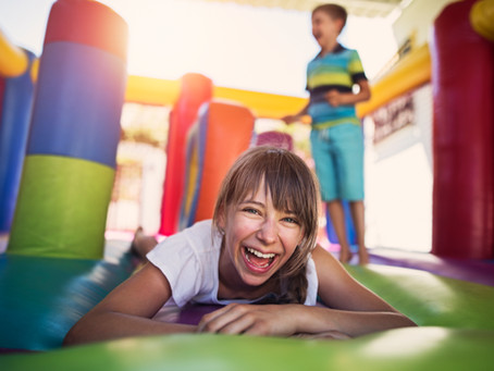 Bouncy Castle, Soft Play and Party Kit Hire