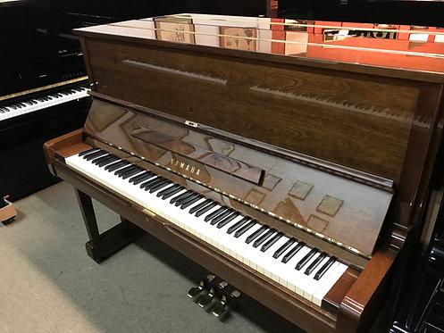 Yamaha U-1 Studio Upright 48″ Brown Polish