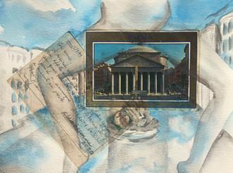 IL MIO TEMPIO  1995:2020- 23 x 31 cm - m