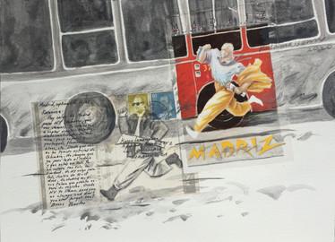 A LA CARRERA 1988:2020 - 23 x 31 cm - mi