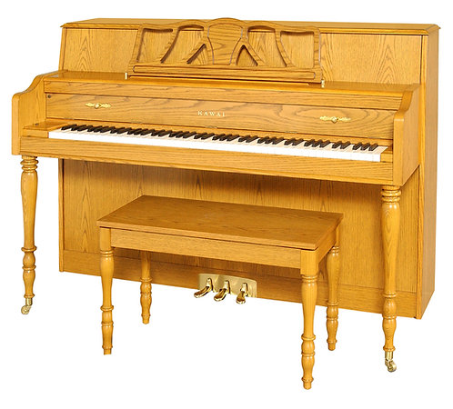 Kawai 607 French Provincial Console 44.5″