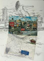 ESTAMOS VIAJANDO 1984:2020 -  23 x 31 cm