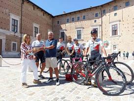 Il Mattone del mondo arriva a Urbino.