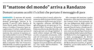 Attesa per il Mattone a Randazzo.