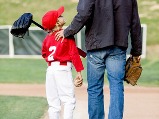 The Child, Parent, and Coach Relationship, Done Correctly