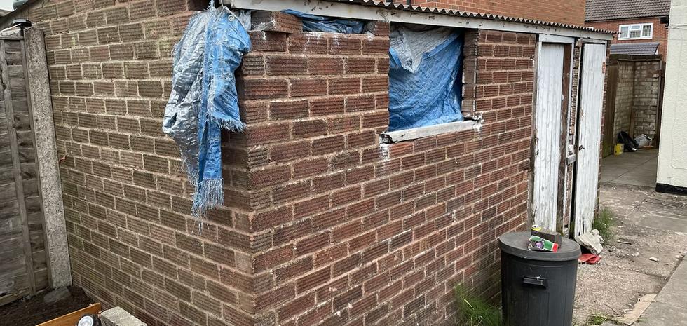Needing new window new bricks
