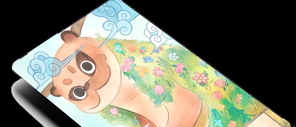 Haru - Protector of spring.