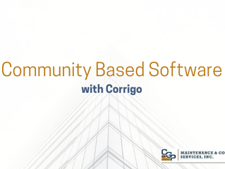Community Based Software