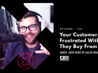 Mastering The Art of Sales Through Video with Josh Fedie