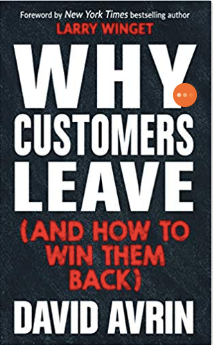 The True Competitive Advantage: Customer Experience with Author, Speaker David Avrin