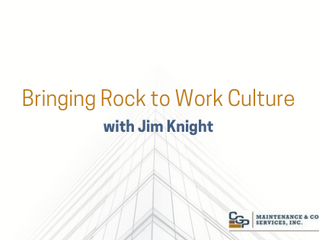 Bringing Rock to Work Culture