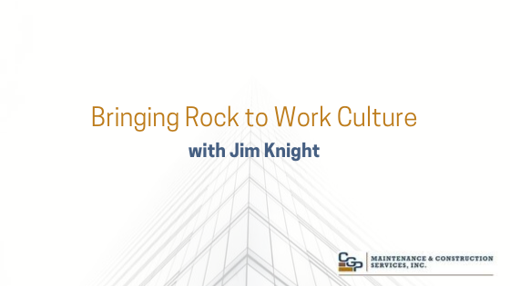 Bringing Rock to Work Culture
