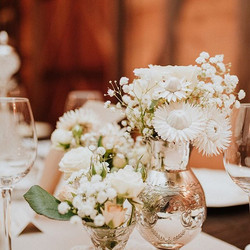 Silver Vases & Vessels