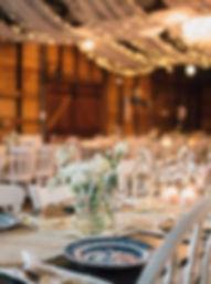 Vintage wedding hire package