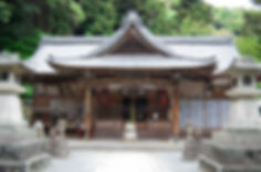 瀧安寺 本堂 弁天堂
