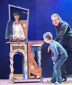 spctacle pour enfants magic artistes