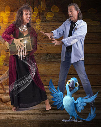 histoire des pirates spectacle pour enfants