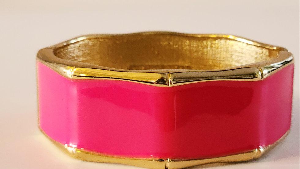 Deep Pink Bracelet
