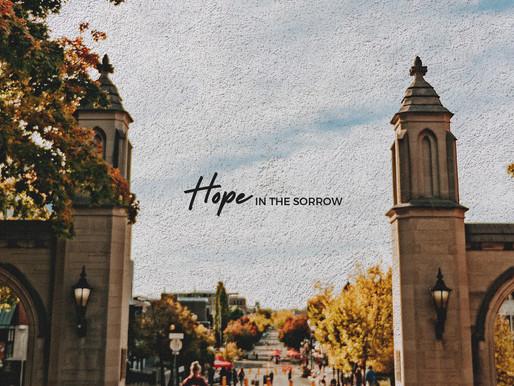 Hope in the Sorrow