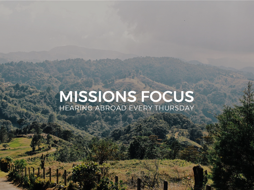 Missions Focus: The Anderson's (Brazil)