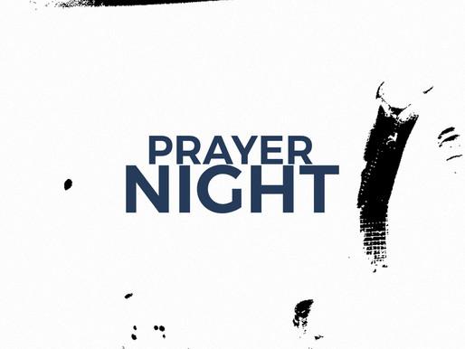PRAYER NIGHT 1