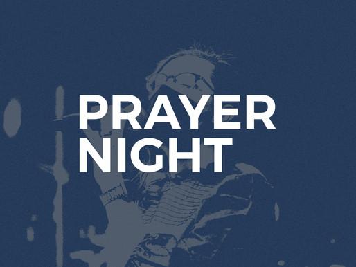 Prayer Night 3