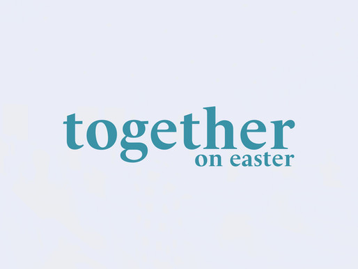 Together | Happy Easter