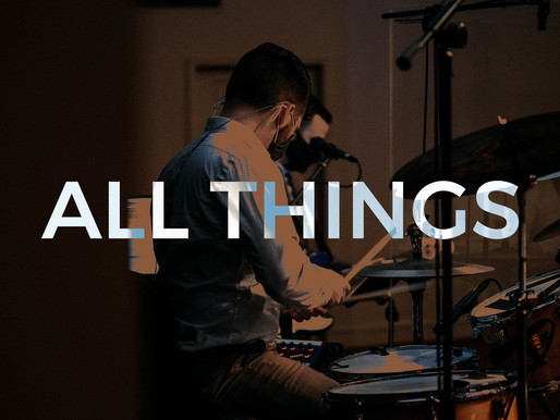 All Things | Sunday 01/24